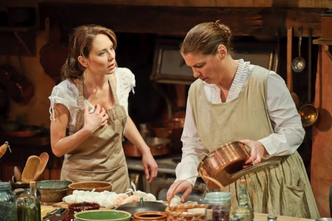 Cooking with Elisa, Upstream Theater