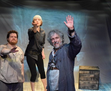 The Rime of the Ancient Mariner, Upstream Theatre