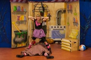 Hansel and Gretl, Repertory Theatre of St. Louis