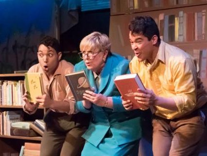 Tomas and The Library Lady, Coterie Theatre