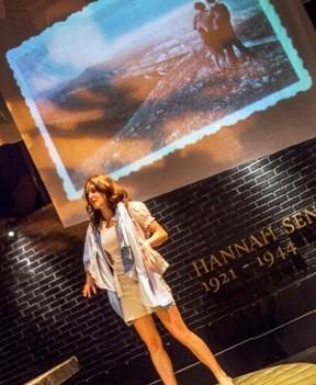 Hannah Senesh, New Jewish Theatre